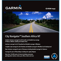 Карта Garmin City Navigator® Southern Africa NT 2017