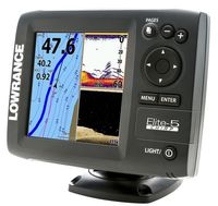 Картплоттер Lowrance Elite-5 CHIRP