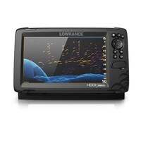 Картплоттер Lowrance HOOK Reveal 9 TripleShot