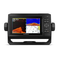 Картплоттер(GPS)-эхолот Garmin echoMAP Plus 62cv With Transducer