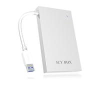"Кейс SSD RaidSonic Icy Box IB-AC6034-U3 2.5"" SATA SSD/HDD to USB 3.0 adapter with an aluminium enclosure"