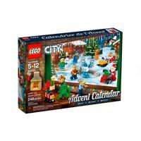 Классический конструктор LEGO City Новогодний календарь (60155)