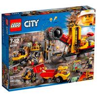 Классический конструктор LEGO City Шахта (60188)