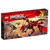 Классический конструктор LEGO NINJAGO Первый страж (70653)