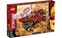 Классический конструктор LEGO NINJAGO Райская земля (70677)