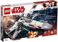 Классический конструктор LEGO Star Wars Истребитель X-Wing (75218)