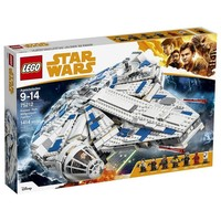 Классический конструктор LEGO Star Wars Millennium Falcon (75212)