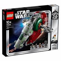 Классический конструктор  LEGO Star Wars Раб I: выпуск к 20-летнему юбилею (75243)
