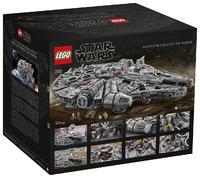 Классический конструктор LEGO Star Wars Сокол Тысячелетия (75192)