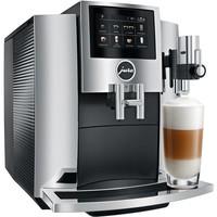 Кофемашина автоматическая Jura S8 Moonlight Silver