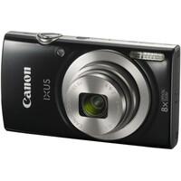 Компактный фотоаппарат Canon Digital IXUS 185 Black