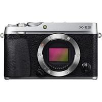 Компактный фотоаппарат со сменным объективом Fujifilm X-E3 kit (15-45mm)