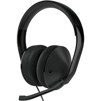 Компьютерная гарнитура Microsoft Xbox One Stereo Headset Black (S4V-00012)