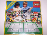 Конструктор LEGO City Два перекрестка Two Cross-Road Plates (6313)