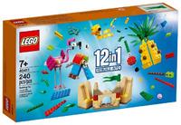 Конструктор LEGO Креативный набор 12 в 1 (40411)
