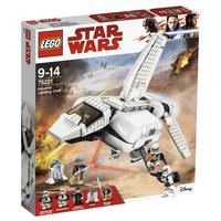 Конструктор LEGO Star Wars: Imperial Landing Craft Имперский посадочный шаттл (75221)