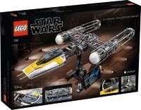 Конструктор LEGO Star Wars Звёздный истребитель UCS Y-Wing Starfighter (75181)