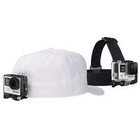 Крепление GoPro Head Strap + QuickClip (ACHOM-001)