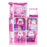 Кукольный домик Barbie Pink Passport 3-Story Townhouse