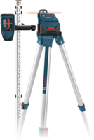 Лазерный нивелир BOSCH GLL 150 ECK 360-Degree Self-Leveling Exterior Laser Kit