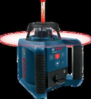Лазерный ротационный нивелир Bosch GRL 250 HVCK+LR30+RC1