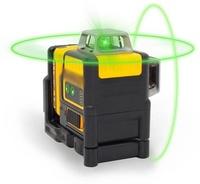 Лазерный уровень 360º DEWALT DW0811LG 12V