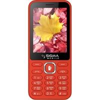 Мобильный телефон Sigma mobile X-style 31 Power Red