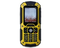 Мобильный телефон Sigma mobile X-treme PQ67 Yellow-Black