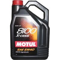 Моторное масло Motul 8100 X-Cess 5W-40 5л
