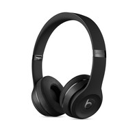 Наушники с микрофоном Beats by Dr. Dre Solo3 Wireless Matte Black (MP582)