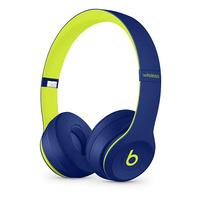 Наушники с микрофоном Beats by Dr. Dre Solo3 Wireless Pop Indigo (MRRF2)