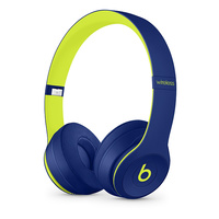 Наушники с микрофоном Beats by Dr. Dre Solo3 Wireless Pop Indigo (MRRF2)