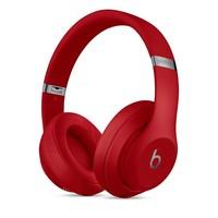 Наушники с микрофоном Beats by Dr. Dre Studio3 Wireless Red