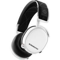 Наушники с микрофоном SteelSeries Arctis 7 White