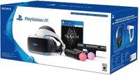 Очки виртуальной реальности Sony PlayStation VR + PlayStation Camera + PlayStation Move + Игра VR SKYRIM