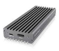 Переходник RaidSonic Icy Box IB-1817M-C31 External Type-C™ aluminium enclosure for M.2 NVMe SSD