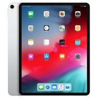 Планшет Apple iPad Pro 12.9 2018 Wi-Fi + Cellular 512GB Silver (MTJJ2, MTJN2)