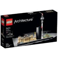 Пластиковый конструктор LEGO Architecture Берлин (21027)