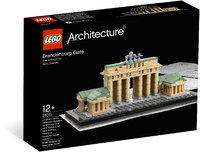Пластиковый конструктор LEGO Architecture Brandenburg Gate (21011)