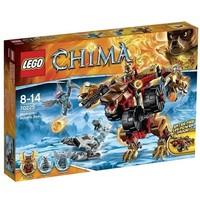 Пластиковый конструктор LEGO Chima Грохочущий медведь Бладвика (70225)