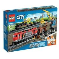 Пластиковый конструктор LEGO City Грузовой поезд (60098)
