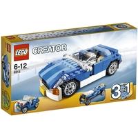 Пластиковый конструктор LEGO Creator Blue Roadster Синий Кабриолет (6913)