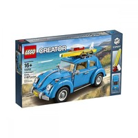 Пластиковый конструктор LEGO Creator VOLKSWAGEN BEETLE (10252)
