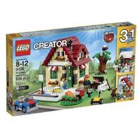 Пластиковый конструктор LEGO Creator Времена года конструктор (31038)