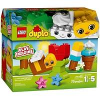 Пластиковый конструктор LEGO Duplo Времена года (10817)