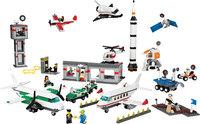 Пластиковый конструктор LEGO Education Space and Airport Set Космос и аэропорт (9335)