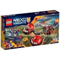 Пластиковый конструктор LEGO Nexo Knights Безумная колесница Укротителя (70314)