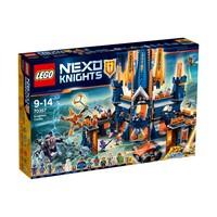 Пластиковый конструктор LEGO NEXO KNIGHTS Королевский замок Найтона (70357)