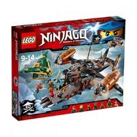 Пластиковый конструктор LEGO Ninjago Цитадель несчастий (70605)