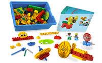 Пластиковый конструктор LEGO Early Simple Machines Set Первые механизмы (9656)
